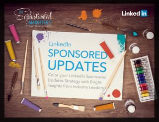 LinkedIn Sponsored Updates