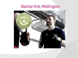 martial arts Wellington