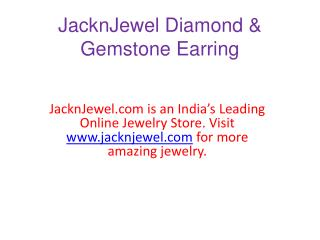 Things to keep in mind before buying diamond earring