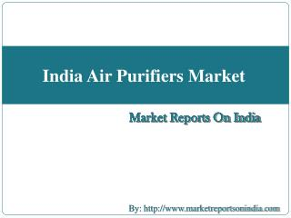 India Air Purifiers Market
