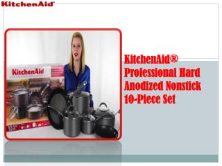 KitchenAid® Professional Nonstick Cookware Indonesia