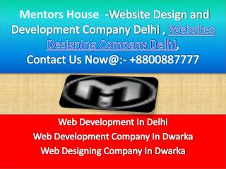 Website Development Companies In Delhi
