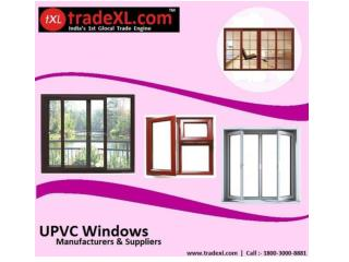 UPVC Windows Supplier, Exporters & Manufacturers of UPVC Windows in India | TradeXL