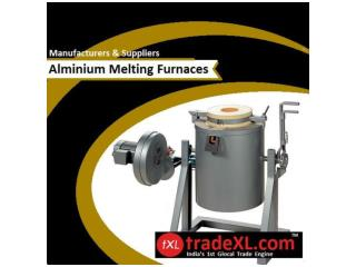 Aluminium Melting Furnaces Manufacturer, Supplier & Exporter in India | TradeXL