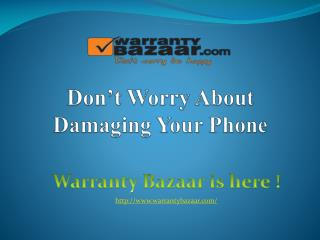 Additional Warranty Extension