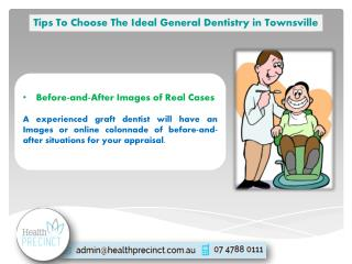 Find Best Cosmetic Dentistry in Townsville