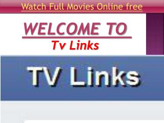 Watch Full Movies Online free