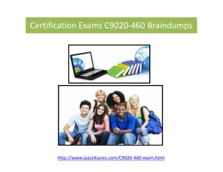 Pass4Sures C9020-460 Exam Features