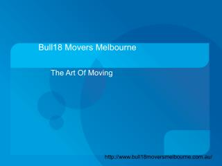 Best Packers and Movers Melbourne | Call Us : 1300285518