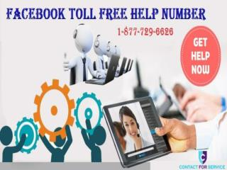 Say good bye to your hiccups with Facebook Help Phone Number 1-877-729-6626