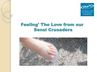 Feeling The Love from our Sensi Crusaders