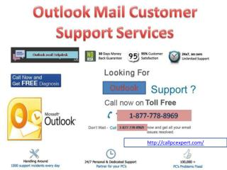 USA  Helpline >>1-877-778-8969 << OUTLOOK Technical Support Number