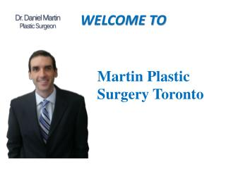 Toronto Plastic Surgeon