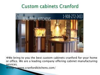 Springfield custom kitchen