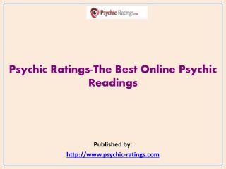 The Best Online Psychic Readings