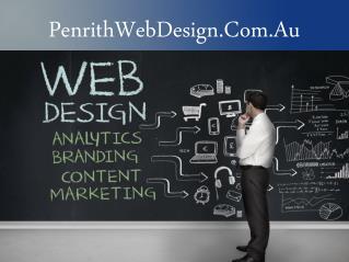 Hire Website designer penrith for excellent web designing services