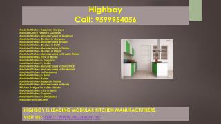 Modular Kitchen Manufacturers In Faridabad, Modular Kitchen Manufacturers in Gurgaon