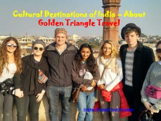 Delhi Agra Jaipur Travel Attractions