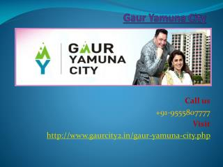Lovely Accommodation Gaur Yamuna City