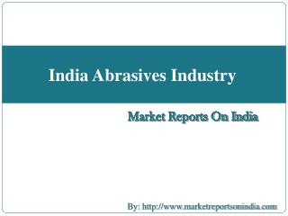 India Abrasives Industry
