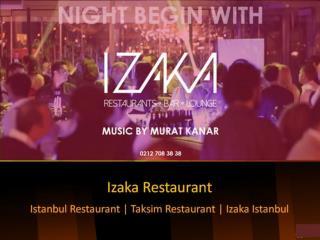 Istanbul Taksim Restaurant - Restaurants in Istanbul