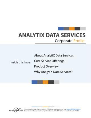AnalytiX Mapping Manager