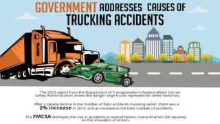 Government Addresses Causes Of Trucking Accidents