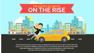 Hit and Run Accidents on the Rise
