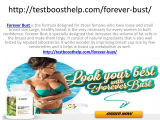 http://testboosthelp.com/forever-bust/