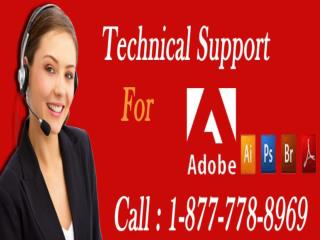 Instant talk<|||>1877::7788;;969 <|||> ADOBE Tech Support customer care phone number