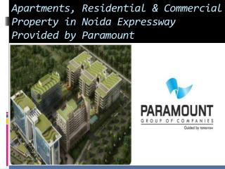 Best Place to find Apartments, Residential & Commercial Property in Noida Expressway