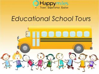 Student Tours and Educational Travel | School Trips