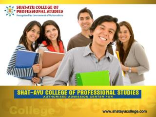 Shatayu College of Professional Studies In Nagpur