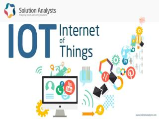Enterprise & Mobile Enabled Internet of Things Solutions