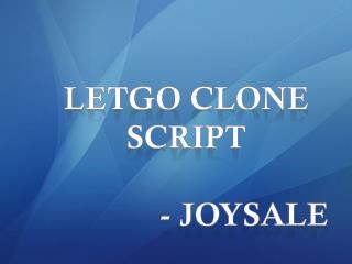 letgo clone script