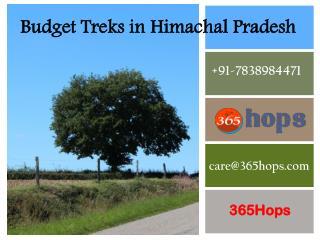 Budget Treks in Himachal Pradesh