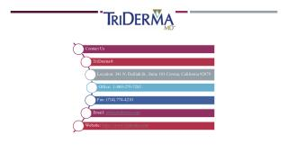 TriDerma Explains the Science Behind Sunscreen