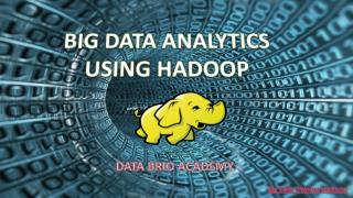 Learn Big Data Hadoop In Kolkata