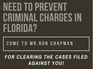 Leading DUI & Criminal Lawyer In West Palm Beach County
