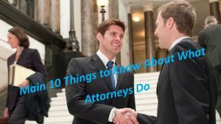 If you are going to hire an attorney for the first time, whether for a criminal activity or a common debate, you might b