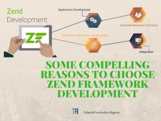 How Zend PHP Framework Attracts Web Developers