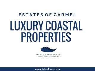 Nicole Truszkowski Luxury Real Estate - Estates of Carmel