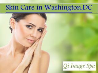 Skin Care in Washington,DC