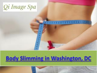 Body slimming in Washington, DC
