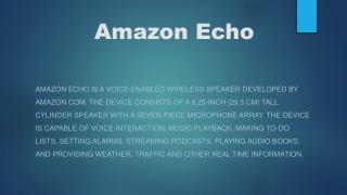 www amazon com echosetup  18443050087