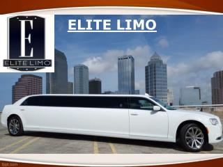 Elite Limo - The Reliable Luxury Limousine Service Provider