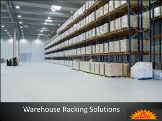 Warehouse racking in punjab