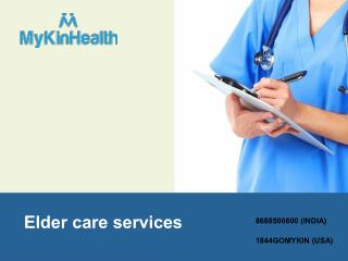 Elder Care Services In Hyderabad