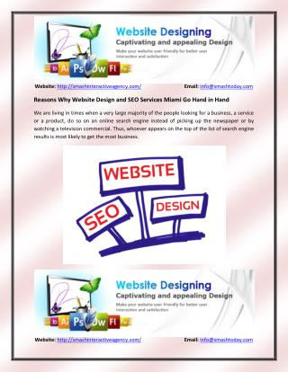 A Quick Quiz to Find out Website Design and SEO services Miami