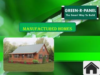 Green R Panel